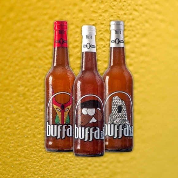 Birra Buffa, la Birra artigianale di carattere